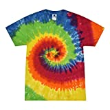 Colortone Tie Dye T-Shirt SM Moondance