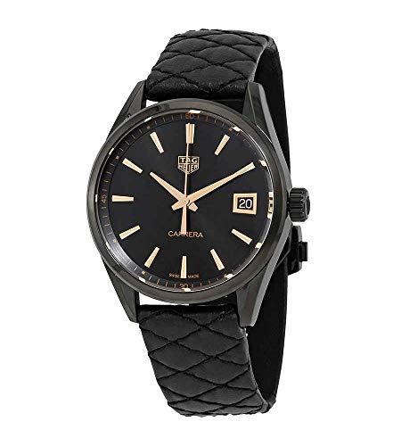 Tag Heuer Carrera WBK1310.FC8257 - Reloj de cuarzo con esfera negra