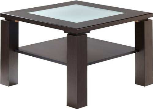 Moebelaktionsshop24 COUCHTISCH Tisch Wohnzimmer WOHNWAND WENGE MATT NEU 686638