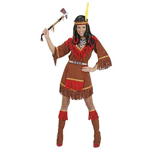 WIDMANN Desconocido Disfraz de India Apache Adulto