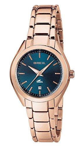 Breil Reloj Analogico para Mujer de Cuarzo con...