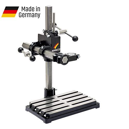 WABECO Bohrständer Fräsständer BF1242 vertikal/horizontal Säule 500 Ausleger 500 mm