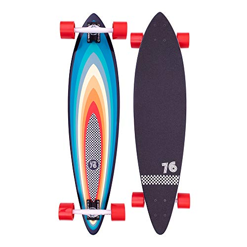 Z-Flex Board Complete surfskate Surf a gogo Pintail Multi