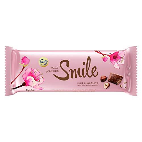 Fazer Geisha - gefüllte Milchschokolade 100g
