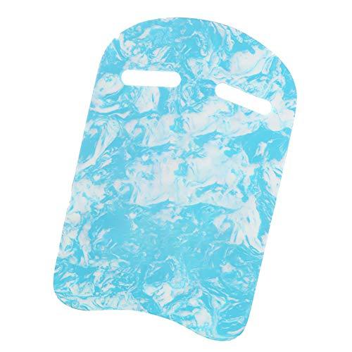 REOVE Tabla de natación para niños y adultos, espuma EVA, tabla de natación duradera, para nadar, para niños, nadadores, entrenamientos, flotador 1 pieza (azul)