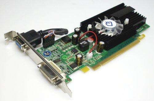 Fujitsu Nvidia GeForce 8400GS 256MB PCI Express DVI VGA 10601254292 Z047 - Grafikkarte ohne jegliches Zubehör