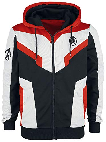 Marvel Avengers - Quantum Suit Hoodie Größe Men Large