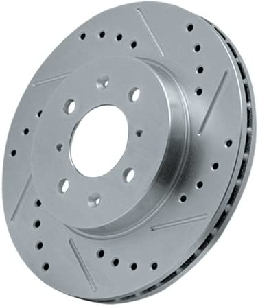 Power Stop AR8145XR Cross Drilled Slotted and Brake Performance San Francisco Mall depot