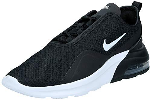 Nike Damen Air Max Motion 2 Laufschuh, Negro/Blanco, 36 EU