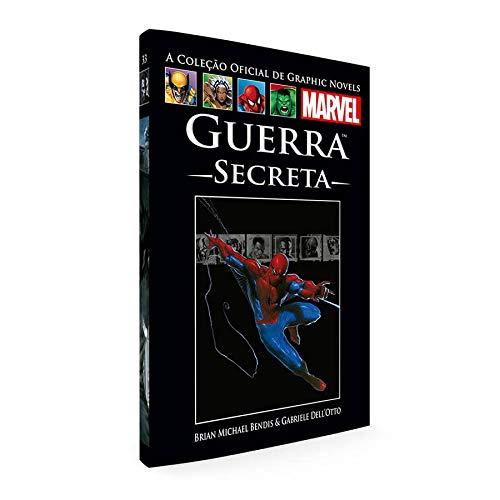Guerra Secreta - Graphic Novels Marvel 33