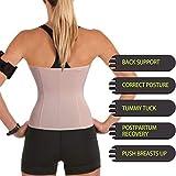 Zoom IMG-1 chumian donna vita corsetto dimagrante