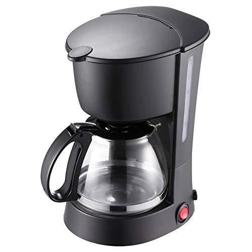 Automatische Koffiemachine, Filterkoffie Machine, Schakelaar Met Indicatielampje, Permanent Filter Scherm, Automatisch Onderstel Voor Hittebehoud