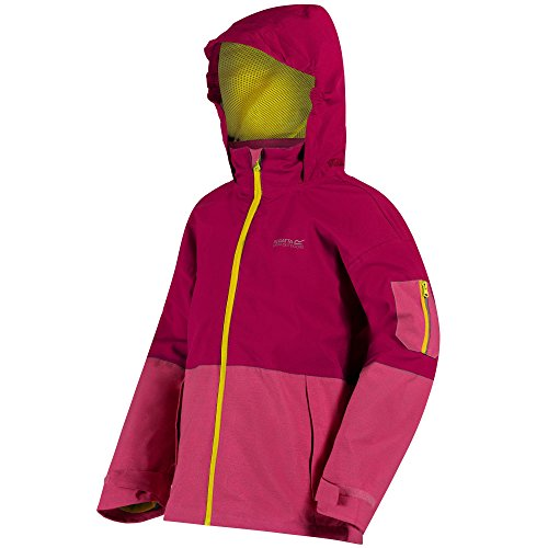 Regatta Boys & Girls Hydrate II 3-in-1 Waterproof Coat Jacket