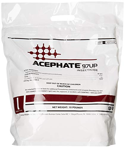 Acephate 97UP 10lbs Same Active as Orthene Insect & Fire Ant Killer