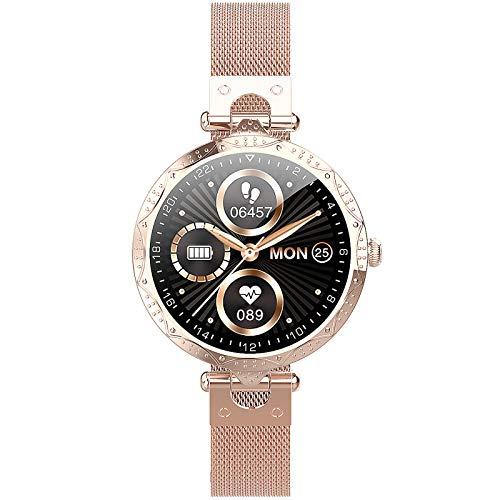 Smartwatch Esfera Redonda  marca LauVery