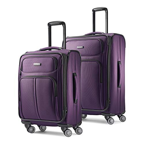 Samsonite Leverage LTE Softside Expandable Luggage with Spinner...