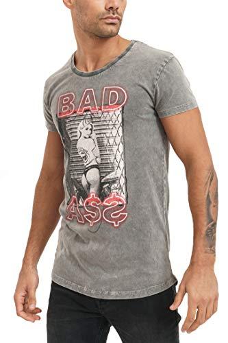 trueprodigy Casual Marca Camiseta para Hombre con impresión Estampada Ropa Retro Vintage...