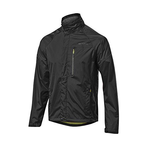 Altura Black Nevis Iii Cycling Waterproof Jacket (S, Black)
