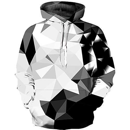 OYABEAUTYE Boys' Teen 3D Print Graphic Sweatshirts Long Sleeve Pullover...