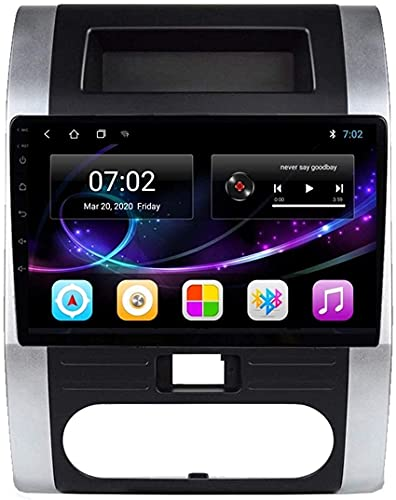 Android 10.0 Navigazione GPS Autoradio per NIS-San X-Trail Qashqai 2008-2013 IPS Schermo tattile Autoradio Stereo Supporta Il Controllo del Volante BT Mirror-Link 4G WiFi