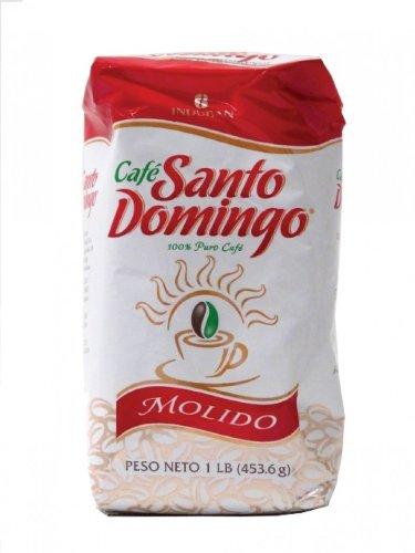 Café Molido SANTO DOMINGO