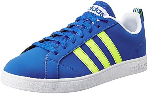 Adidas NEO Advantage Clean VS, Scarpe da Ginnastica Uomo, Blu (Blau / Amasol / Ftwbla), 39 2/3 EU