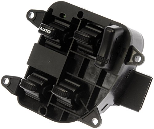Price comparison product image Dorman 901-950 Front Driver Side Door Window Switch for Select Subaru Models,  Black