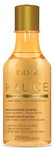 Shampoo Kálice com Óleos Vegetais 250 ml, Inoar