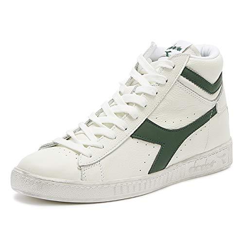 Diadora - Sneakers Game L High Waxed per Uomo e Donna (EU 45)