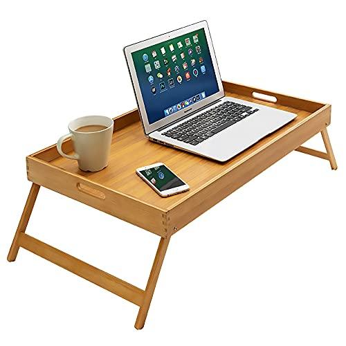 YShop Escritorio Plegable Cama Laptop Escritorio Portátil Instalación Libre De Instalación Estudiante Dormitorio Mesa Perezosa Dormitorio Dormitorio Dormitorio Plegable Escritorio(Size:pequeña)