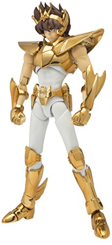 Bandai Tamashii Nations Saint Cloth Legend EX Pegasus Seiya (New Bronze Cloth) - Masami Kurumada 40th Anniversary Edition Saint Seiya Action Figure