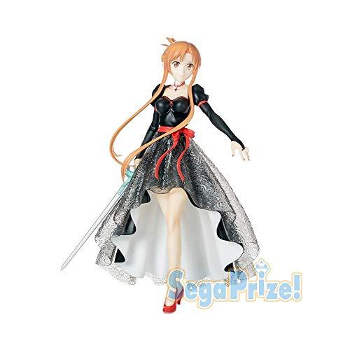 JAPAN OFFICIAL Sword Art Online ALICIZATION Figur Asuna Ex-Chronicle LPM Säge 22 cm Kirito