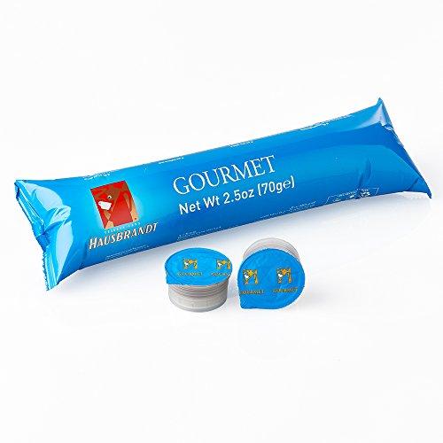 10 Capsule Hausbrandt Caffè Gourmet. Miscela di caffè 100% Arabica tostato e macinato confezionato in capsule monodose