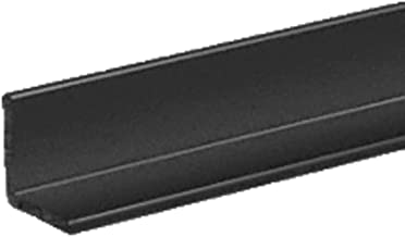 aluminum angle black