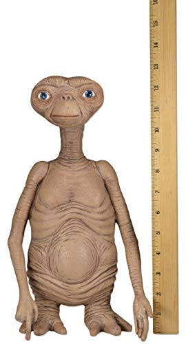 NECA- E.T. El Extraterrestre Latex Prop Replica 30 cm Limited Edition, Color (NEC0NC55063)