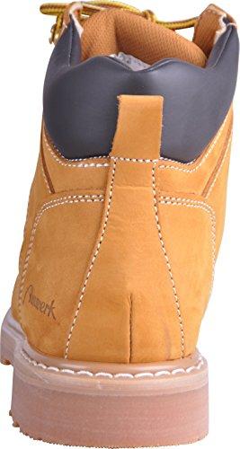 Almwerk Unisex Herbst-Winter-Schuhe mit oder ohne Fütterung - 4