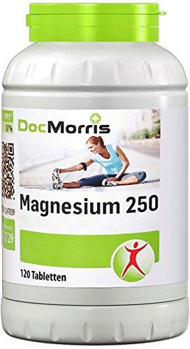 DocMorris Magnesium 250 Tabletten 120St.