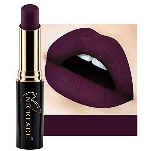 IFOUNDYOU New York Make-Up Lippenstift Moisture Extreme Lipstick Dark Rosewood/Sattes Dunkelrot Mit Melonigem Duft
