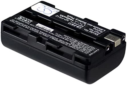 VINTRONS Replacement Battery for Sony NP-F10  NP-FS10  NP-FS11  NP-FS1...