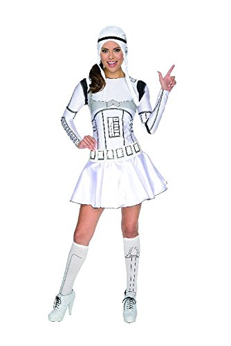 Rubie's Star Wars sexy Damen Kostüm Lady Stormtrooper Gr.S