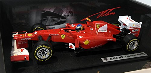 Mattel Hotwheels Ferrari F1 Alonso 1 :