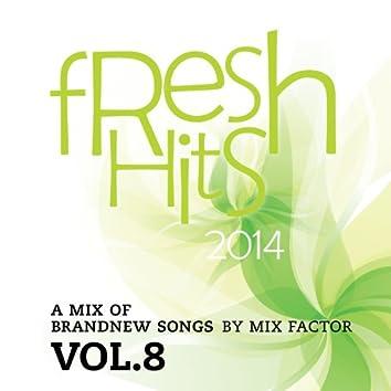 Fresh Hits - 2014 - Vol. 8