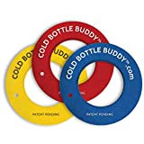 Cold Bottle Buddy Keeps Bottled Beer 3X's Colder all other foam type Holders. Special Foam Flex's to Fit inside 20oz Tumbler Brands like YETI, Ozark Trail, RTIC and More. Fits All Bottle Sizes (3)