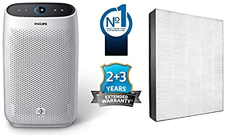 Philips AC1215/20 Air Purifier with HEPA filter