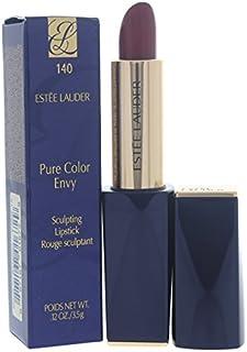 Estee Lauder Pure Color Envy Sculpting Lipstick, No 140 Emotional for Women, 0.12 Ounce, 45.36 g