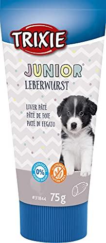 TRIXIE 31844 Junior Leberwurst, 64 g