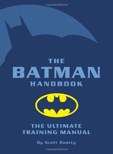 The Batman Handbook by Scott Beatty (2005-03-10)