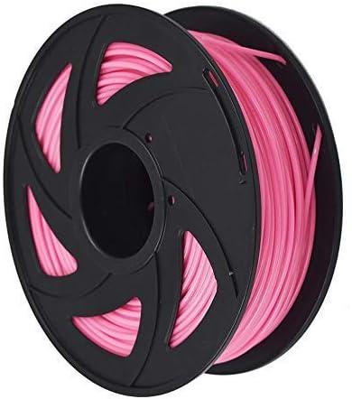 popular 3D Printer Filament - 1KG(2.2lb) 1.75mm / 3 mm, sale Dimensional Accuracy PLA Multiple 2021 Color (Luminous red,3mm) outlet sale