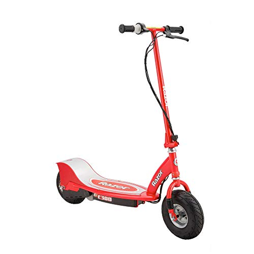 Razor E300 Durable Adult & Teen Ride-On 24V Motorized High-Torque Power Electric Scooter, Speeds up to 15 MPH with...