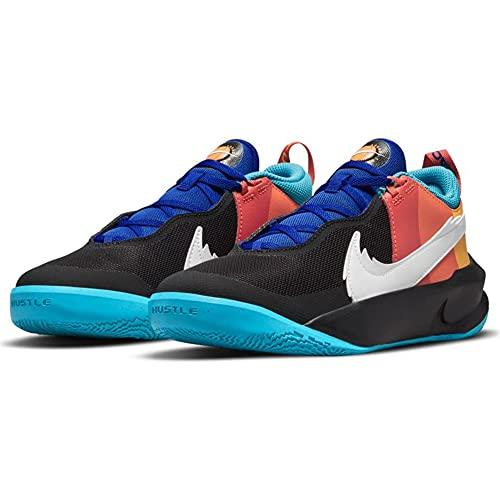 Nike Scarpa Basket Team Hustle D 10 SE JR DO6140 001 39
